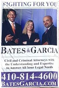 Bates & Garcia, P.C., Maryland Attorneys