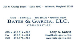 Tony Garcia is a Lawyer and Real Estate Investor